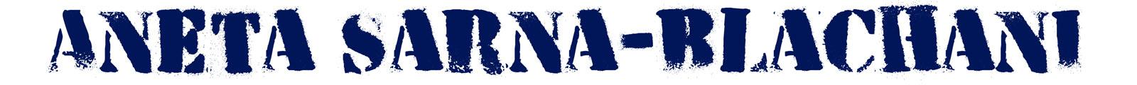 Aneta Sarna-Blachani Logo